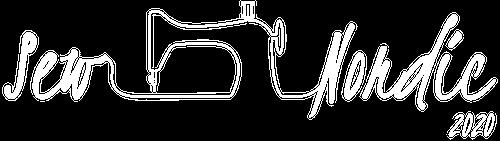 Sew Nordic logo white